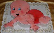 """Artikel Nr. 1214_a – Zeichnung """"Baby"""""""